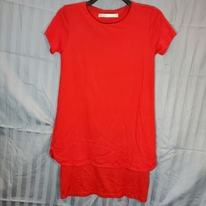 ❤Susana Monaco red dress size XS